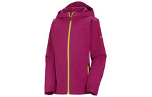 Columbia Girl's Sweet Promise Softshell fuchsia/charteuse